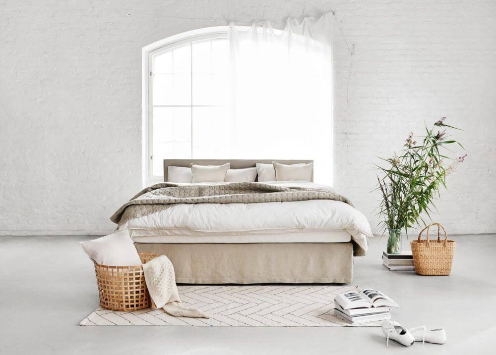Natürlich schadstofffrei: die neuen Hilja-Betten wurden erfolgreich getestet
