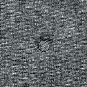 Fennobed Boxspringbetten Matri Design Button dunkel grau