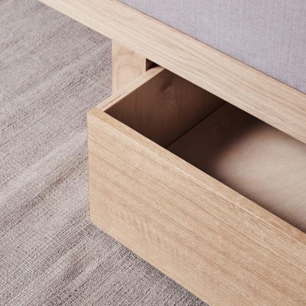 Fennobed Boxspringbetten Daybed Box